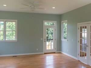 Family Room Addition in Wake Forest, NC