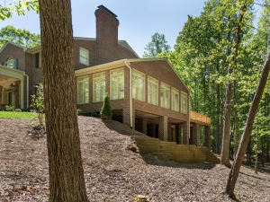 Raleigh Sunroom and Deck Structural Repairs and Replace