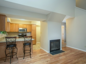 Townhome Remodel in Raleigh, NC