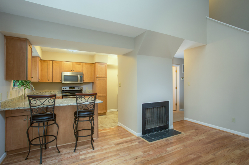 townhome-kitchen-remodel-in-raleigh-nc