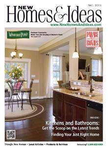 New Homes & Ideas, Fall 2013