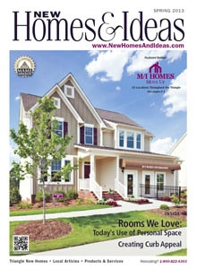 New Homes & Ideas, Spring 2013