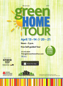 Triangle Green Home Tour 2013
