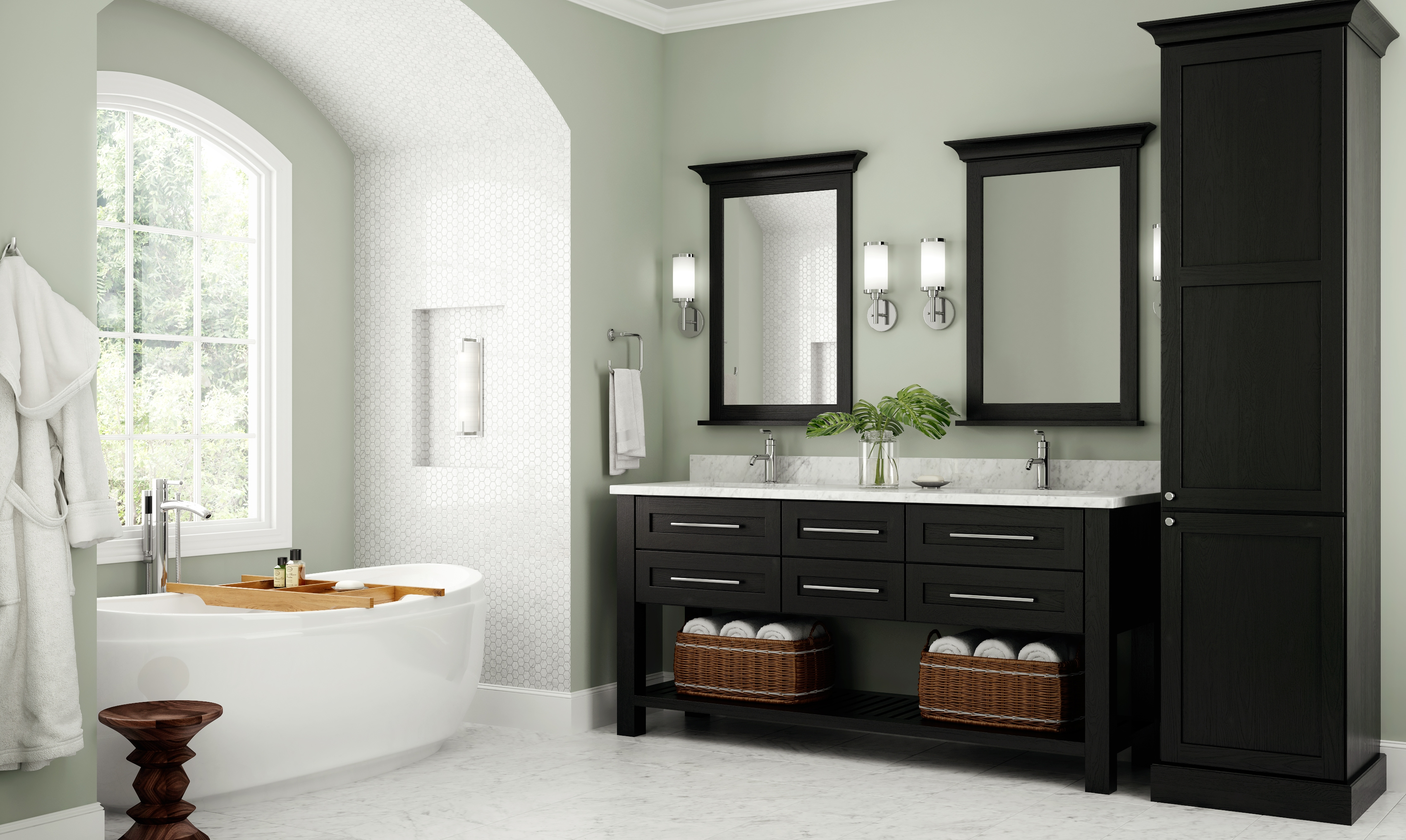 Home Addition Remodel Age In Place Cary NC Raleigh NC - Raleigh bathroom remodeling contractor